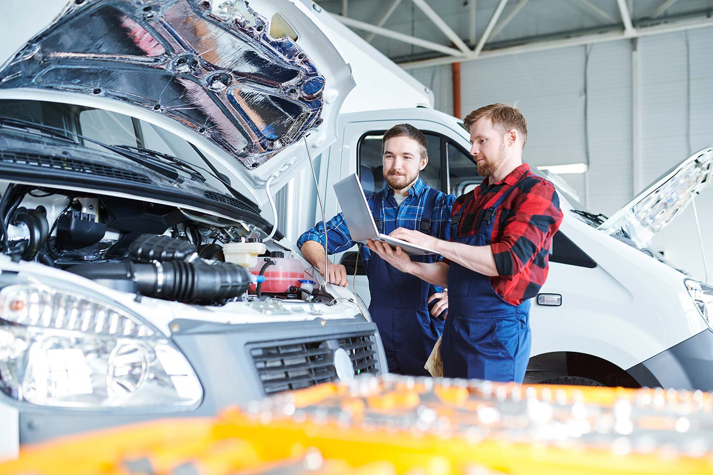 Car Repair Service Small